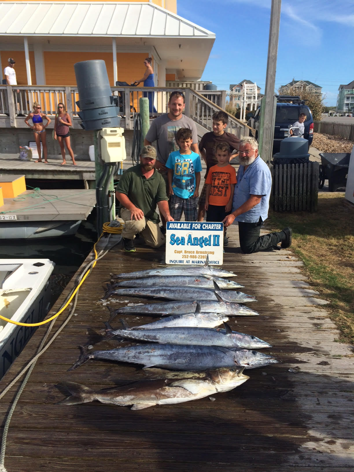 Hatteras fishing reports 2016 for Hatteras fishing charters