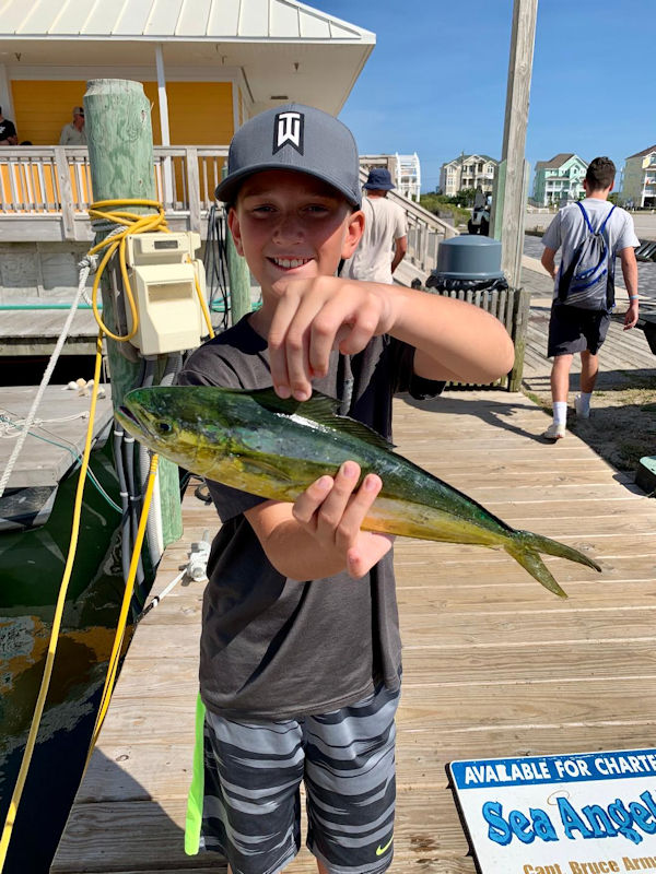 Hatteras Fishing Reports 2019